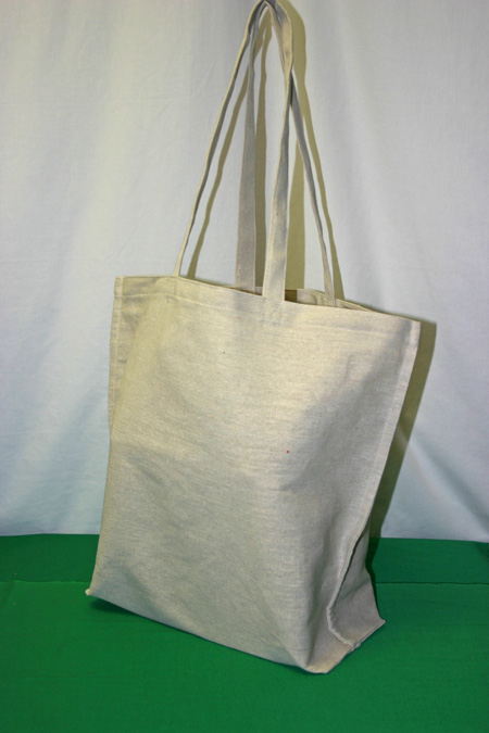 New Addition – Easy Canvas Shopping Bag – funEZcrafts funblog