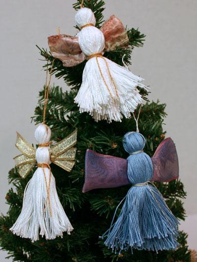 Three Yarn Angels