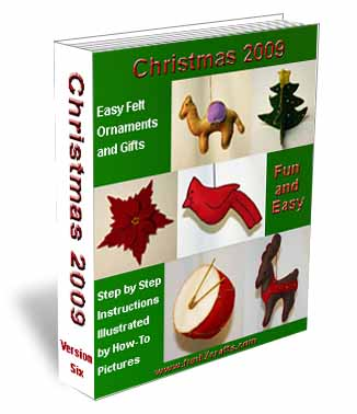 Christmas 2009 Ornaments e-book