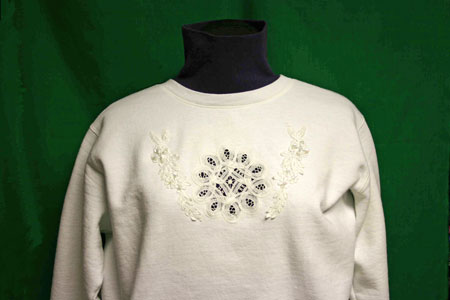 Frugal-Fun-Crafts-Sweatshirt-with-Battenberg-Lace-Finish1