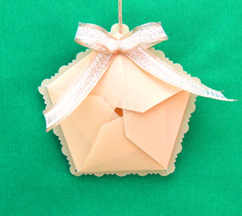 Star Box Ornament